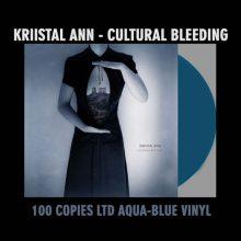 Kriistal Ann – Cultural Bleeding Aqua Vinyl Young and Cold Shop