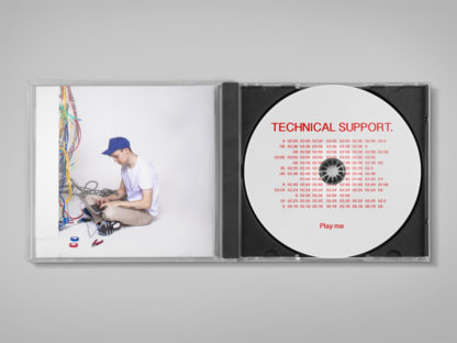 Supernova1006 Technical Support CD