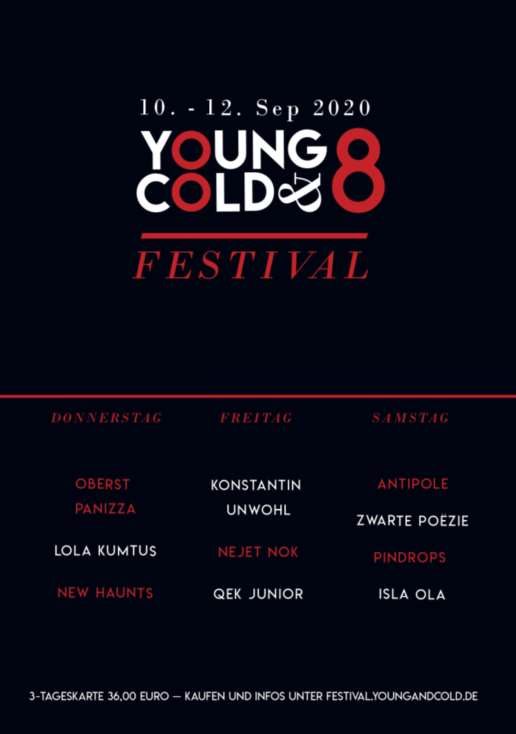 Young and Cold Festival 8
