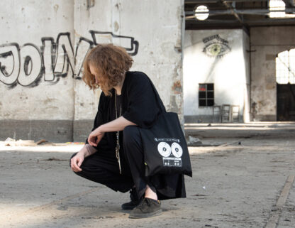 Young & Cold Tote Bag